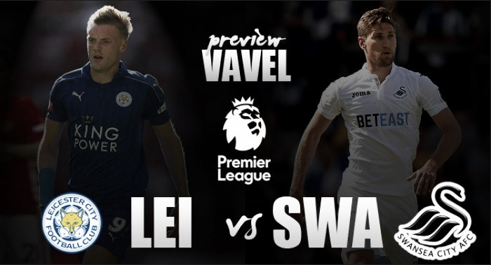 Leicester City vs Swansea City Preview: Can the Foxes pick up their first win?