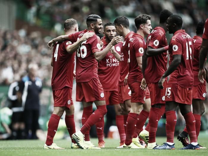 Leicester bate Celtic nos pênaltis e larga na frente pela Champions Cup