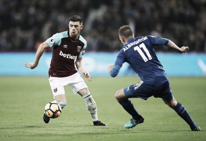 West Ham empata com Leicester e dá continuidade à má fase na Premier League