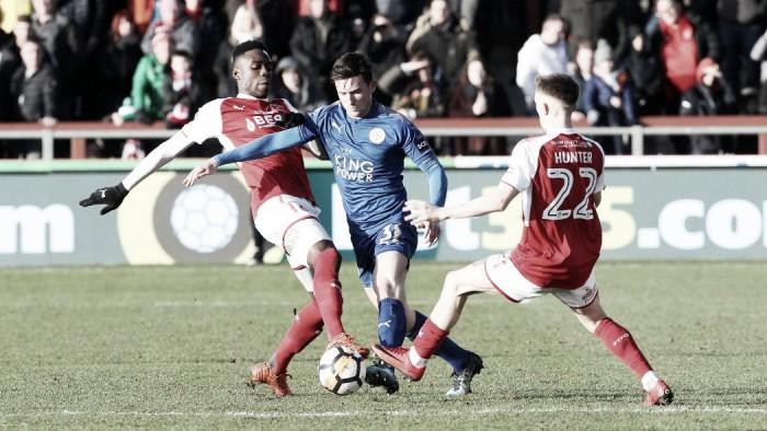 Previa Leicester - Fleetwood Town: lucha por clasificar