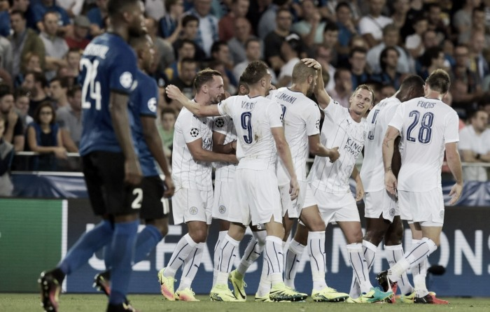 Club Brugge 0-3 Leicester City: Mahrez brace helps Foxes to famous win on Champions League bow