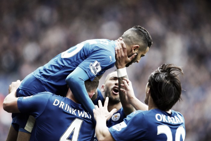 Leicester City confirmed as 2015/16 Premier League winners