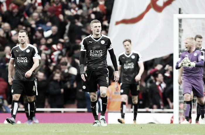 "Ranieri confirma proposta do Arsenal por Jamie Vardy: ""É tudo verdade"""