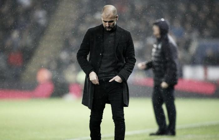 La lama Leicester affonda nel burro difensivo del City