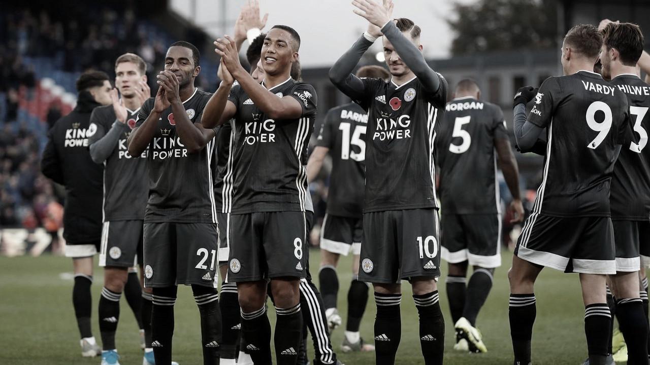 El sorprendente Leicester City