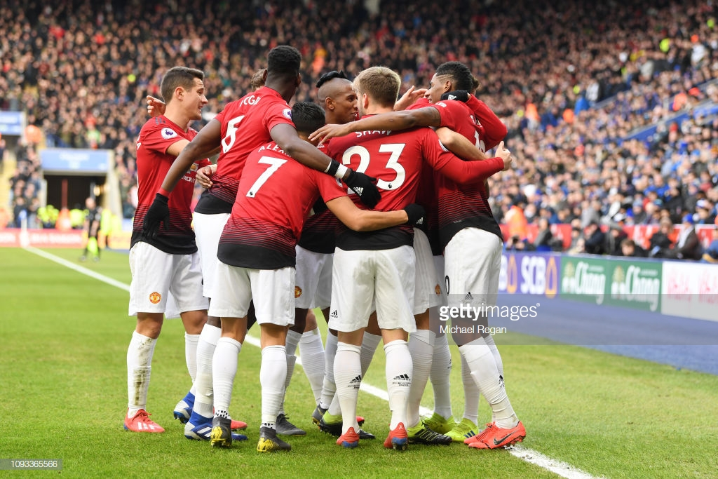 Leicester City 0-1 Manchester United: Solskjær's men edge to victory at King Power Stadium