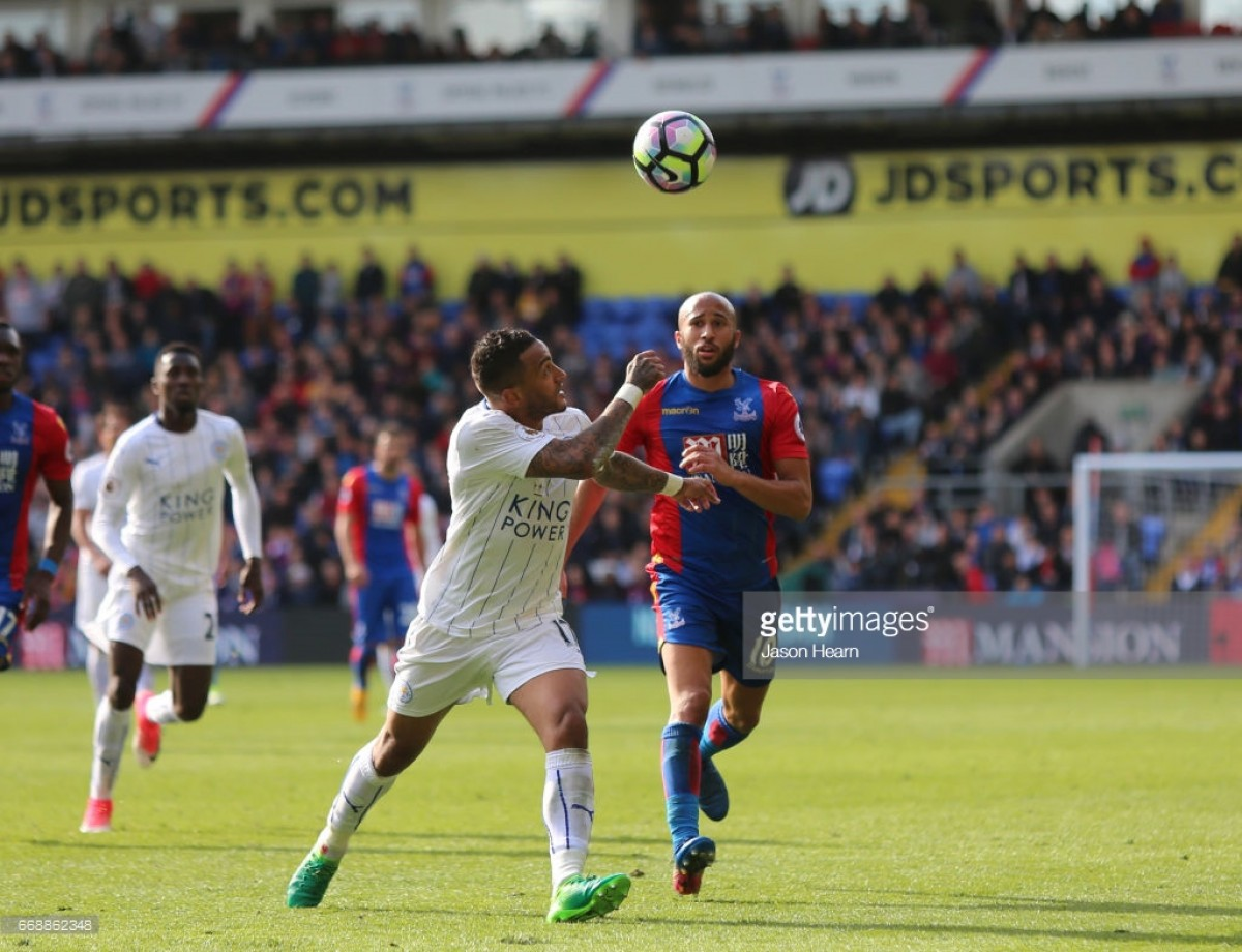 Crystal Palace midfielder Loftus-Cheek proud of victory over Leicester