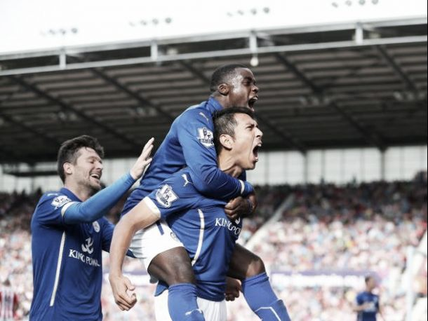 Leicester City - West Bromwich: no vale dormirse