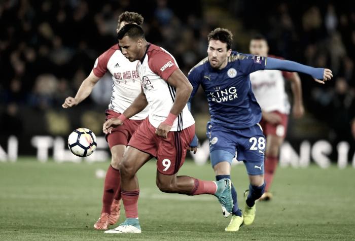 Premier League, Monday night - Leicester e West Browmich si dividono la posta in palio