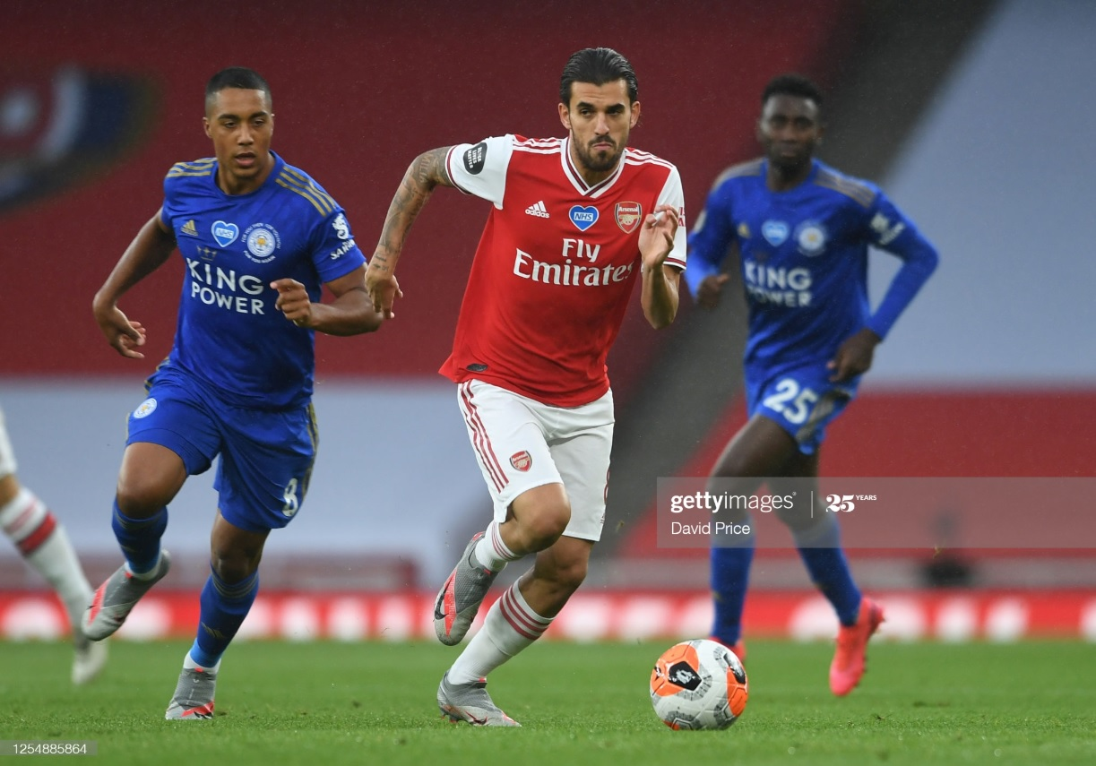 As it happened: Gunners progress to Carabao Cup Round Four at Foxes' expense
