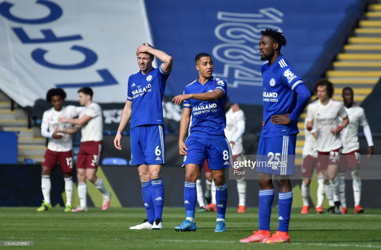 The Warmdown: Arsenal brush aside injury-riddled Leicester City
