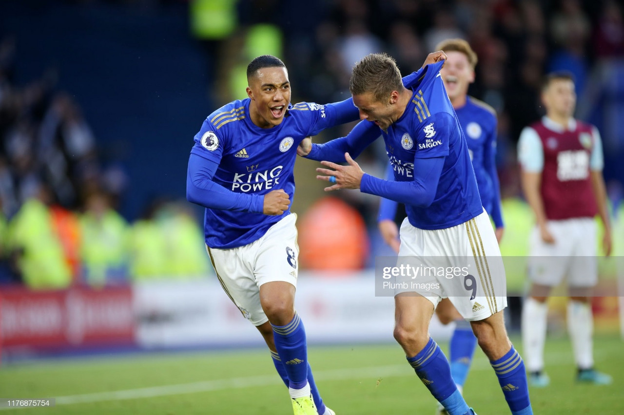 Leicester City 2-1 Burnley: VAR denies Clarets equaliser on emotional day at the King Power