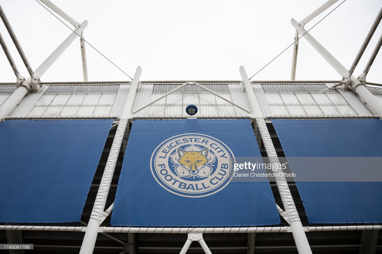 Leicester City travel to Arsenal on Sunday | Photo: Getty/ Daniel Chesterton/Offside
