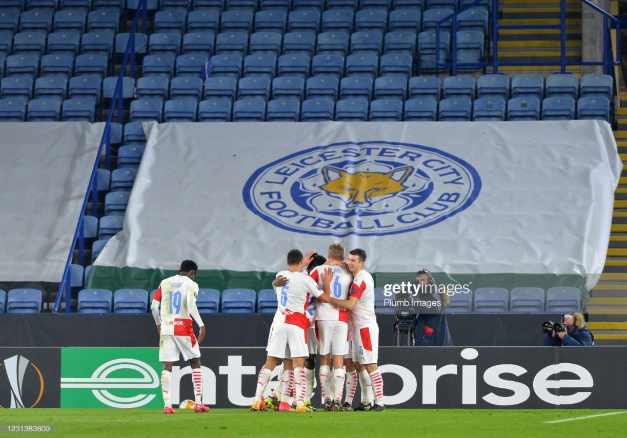The Warmdown: Slavia Prague sink 'gutless' Leicester City