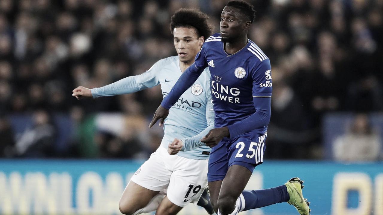 El Manchester City no encuentra el rumbo ante un gran Leicester
