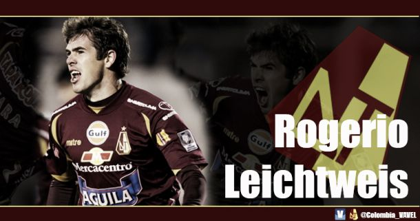 Rogeiro Leichtweis vuelve al Tolima