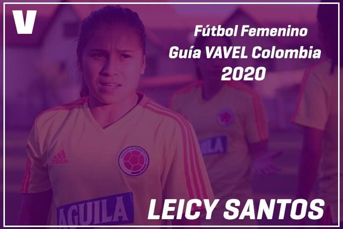 Guía VAVEL Fútbol Femenino: Leicy Santos