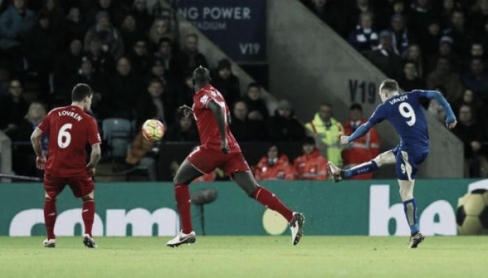 Premier League - La favola del Leicester non finisce più: 2-0 al Liverpool