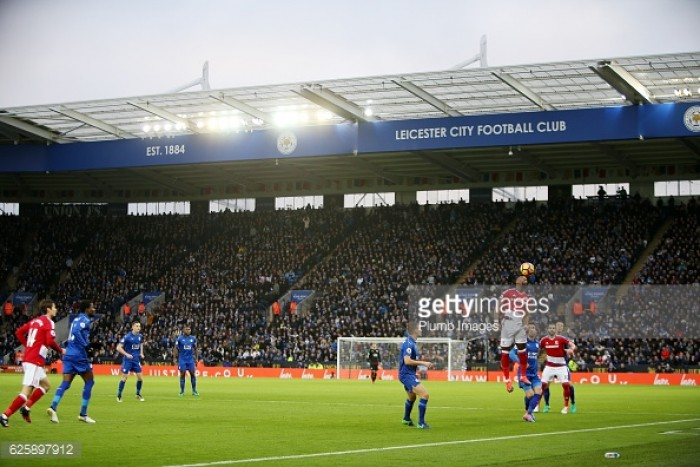 Leicester City vs Middlesbrough Live Premier League fixture 2016 (2-2)