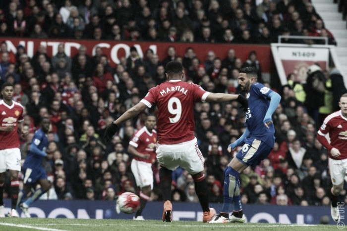 Not today Foxes: What we learned from Manchester United 1-1 Leicester City