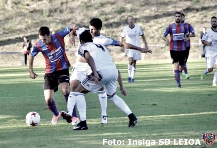 Previa Leioa - Peña Sport: necesidad frente a urgencia máxima