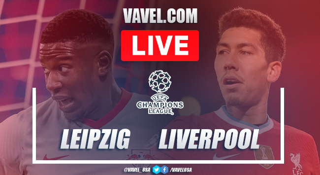 Goals and Highlights: RB Leipzig 0-2 Liverpool in UEFA Champions League 2021