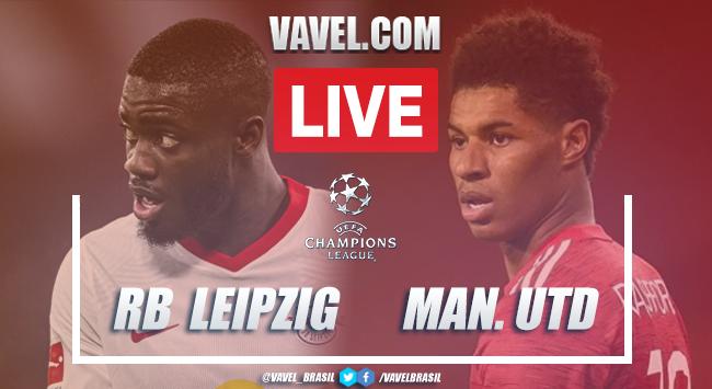 Gols E Melhores Momentos Para Leipzig 3x2 Manchester United Pela Champions League 09 12 2020 Vavel Brasil