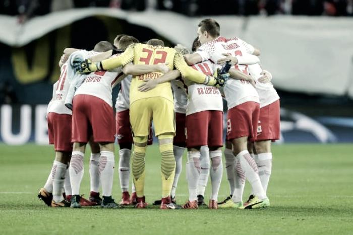 Novo e surpreendente na elite alemã, RB Leipzig ainda demonstra relativa imaturidade
