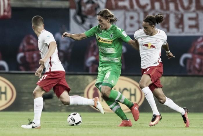 RB Leipzig e Gladbach ficam na igualdade pela Bundesliga
