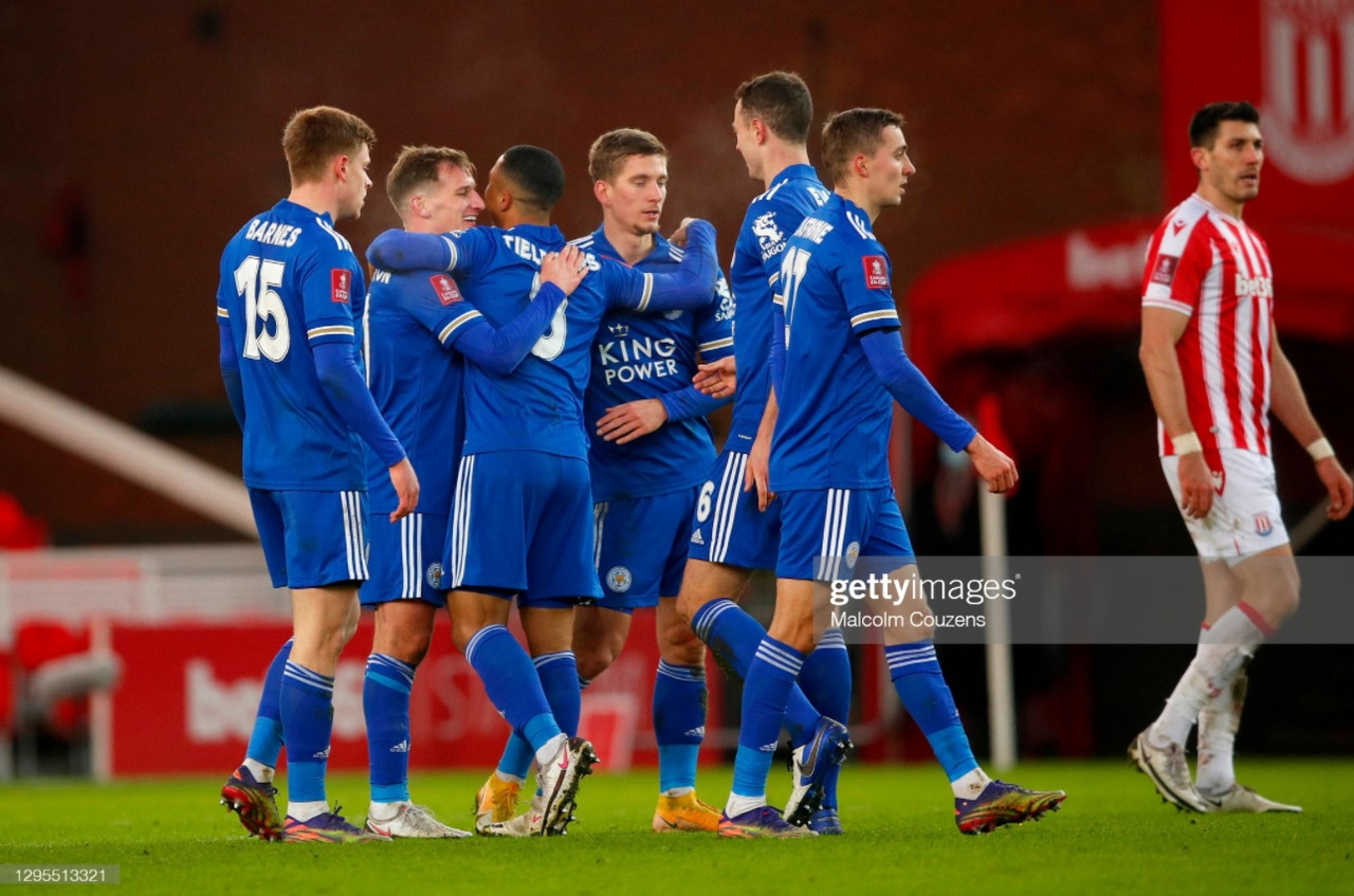 The Warm Down: Foxes ease through to the fourth round with win at Stoke