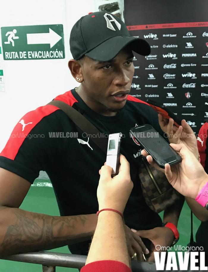 """Leiton Jiménez: """"Era muy importante volver a sumar en casa"""""""