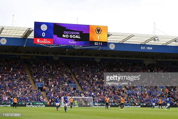 Leicester City 0-0 Wolverhampton Wanderers: VAR denies Wolves win in Midlands derby