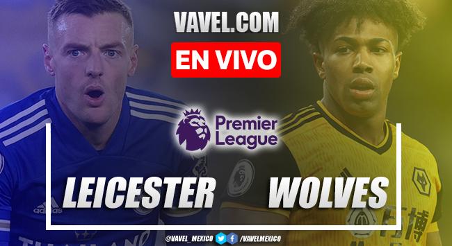 Goles y resumen del Leicester City 1-0 Wolves  en Premier League 2021