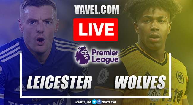 Goals and Highlights: Leicester City 1-0 Wolves in Premier League Match