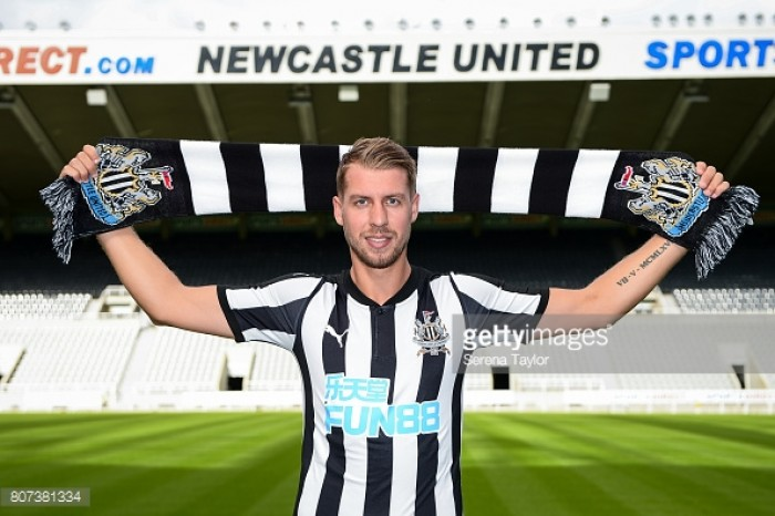 Newcastle United sign Florian Lejeune from SD Eibar
