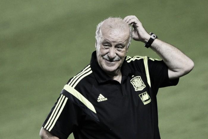 Vicente Del Bosque deixa comando da Seleção Espanhola