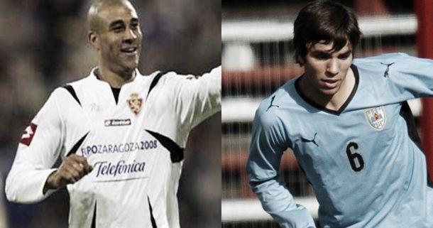 Leandro Cabrera y Carlos Diogo, al Zaragoza