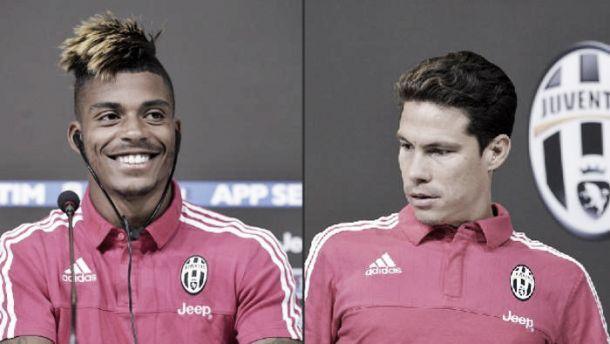 Juventus, giorno di presentazioni: ecco Hernanes e Lemina