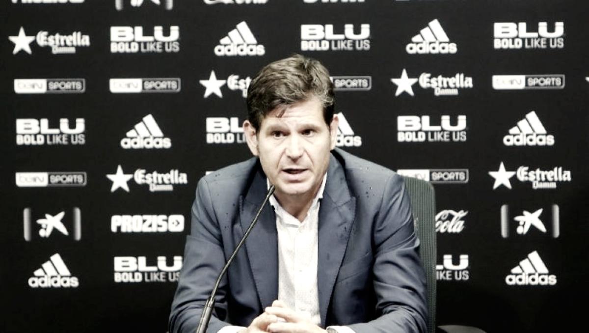 """Mateu Alemany: """"El número de fichajes y de salidas va a ser inferior al del año pasado"""""""