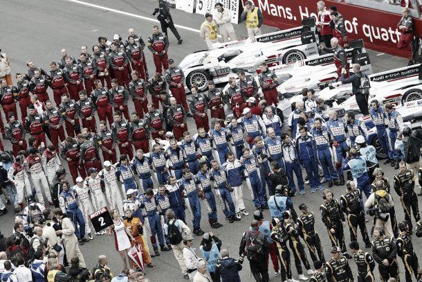 ACO divulga o nome dos 168 pilotos que competirão em Le Mans