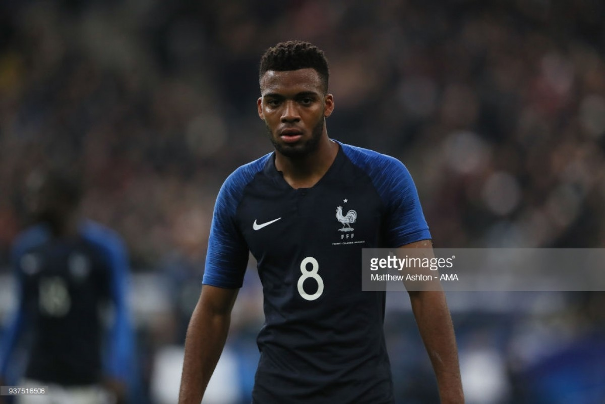Monaco star Thomas Lemar: