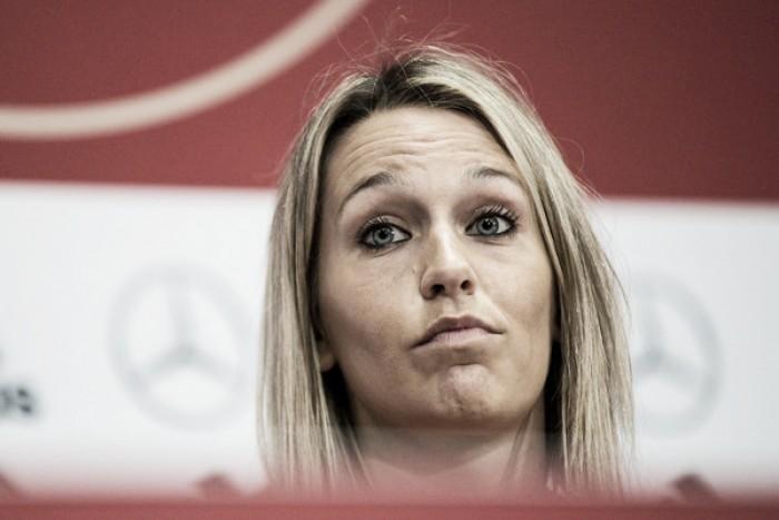 """Lena Goessling critica ausência em convocação da DFB Frauen: """"Situação desrespeitosa"""""""