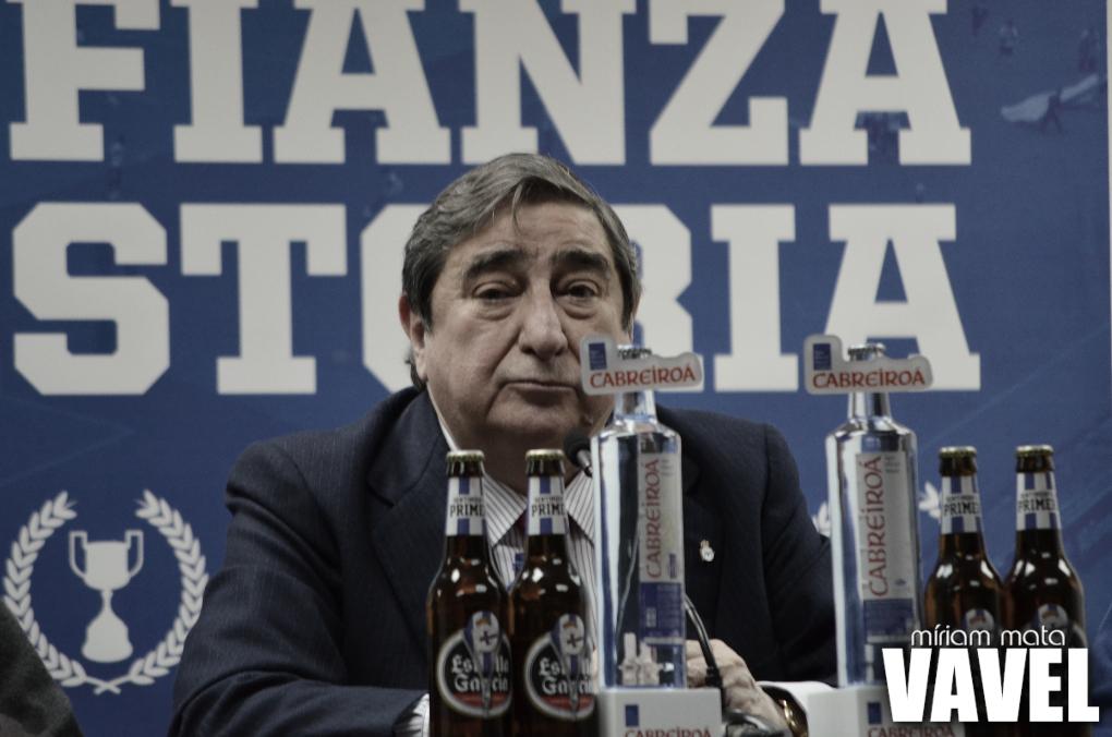 """Lendoiro: """"Un día como hoy el Deportivo soñó con ganar el Mundial de Clubs"""""""