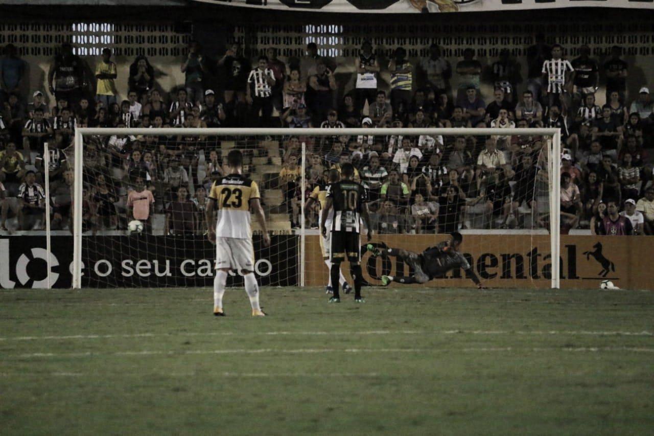 Criciúma bate São Raimundo-PA e se garante na próxima rodada da Copa do Brasil