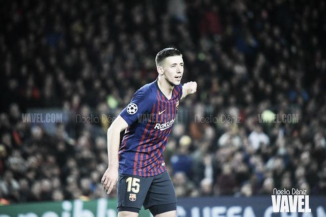 Clément Lenglet, el muro francés del FC Barcelona