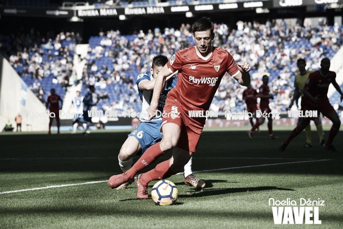 Clement Lenglet, nuevo jugador del FC Barcelona