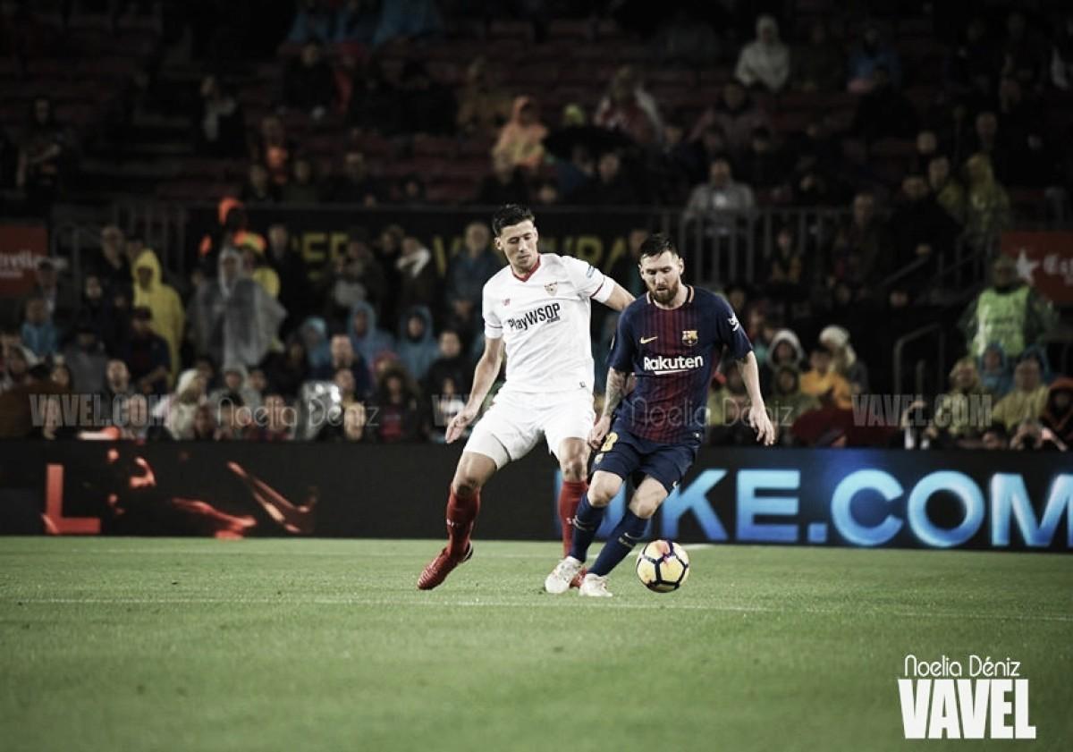 Lenglet se marcha al FC Barcelona