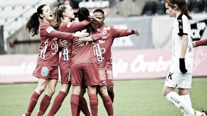 Damallsvenskan - Week 3 round-up: Linköpings continue to impress