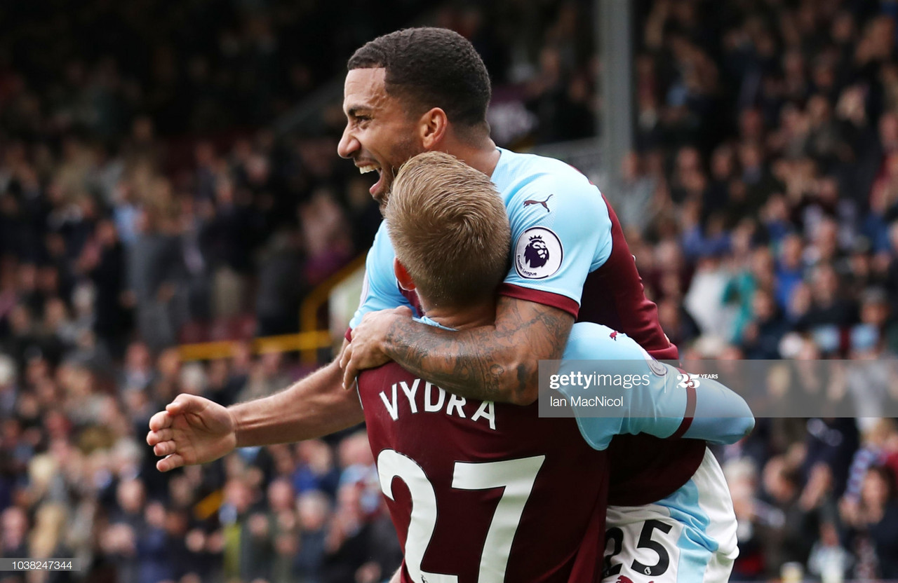 Aaron Lennon was a good servant for the Clarets