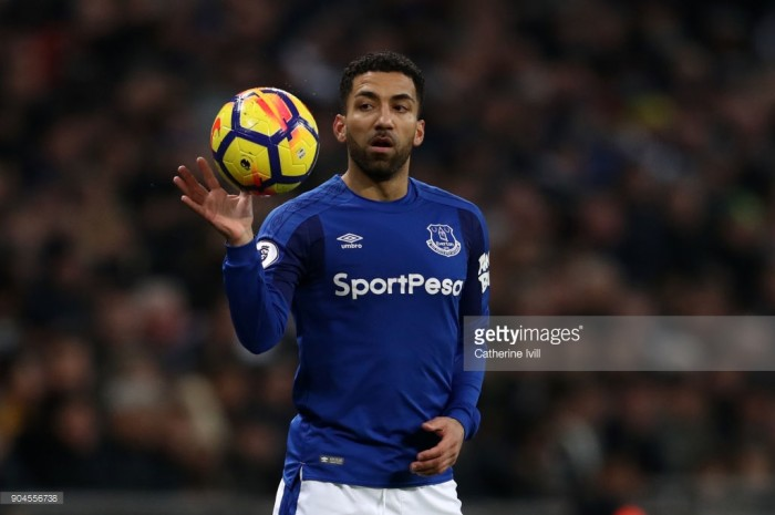 Burnley complete signing of Aaron Lennon for undisclosed fee